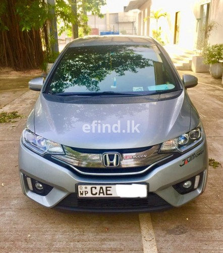 Honda Fit 2014 GP5 S Grade