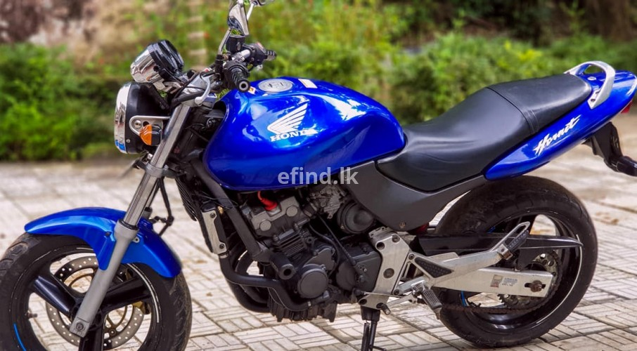 Honda Hornet Original Chassis 125 for sale in Kandy Sri Lanka | efind.lk