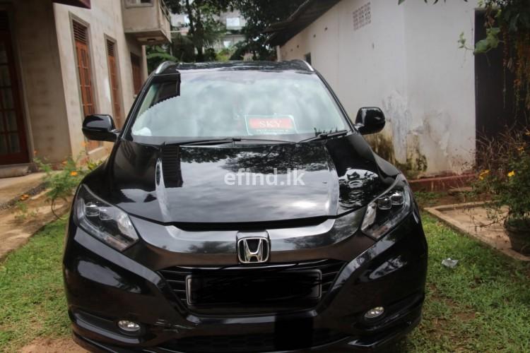 Honda Vezel 2016 for urgent sale