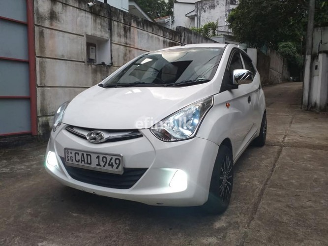 HYUNDAI EON MAGNA for sale in Nugegoda Sri Lanka | efind.lk