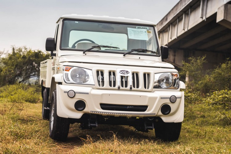 Mahindra Bolero Maxi Truck Plus (With AC) - Brand New