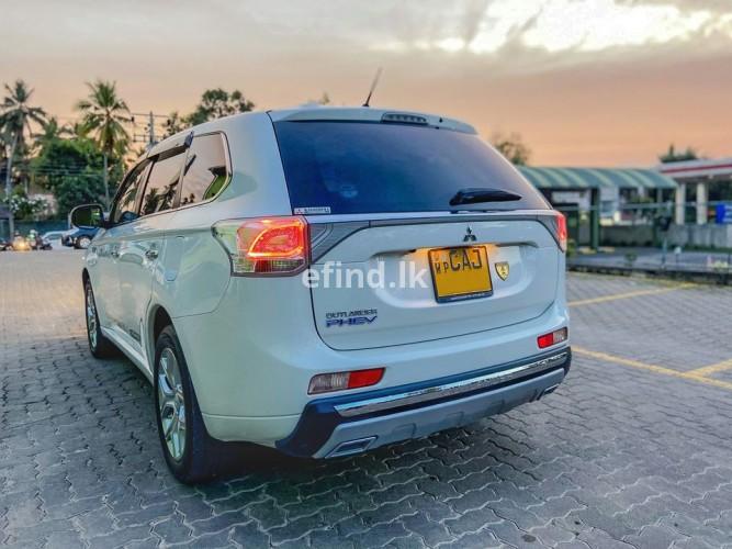 Mitsubishi Outlander PHEV for sale in kottawa Sri Lanka | efind.lk