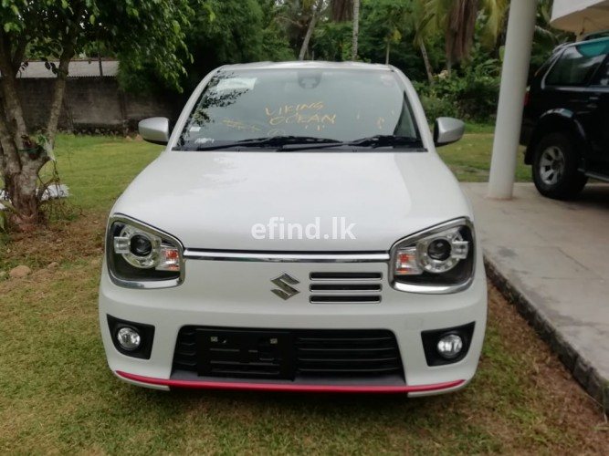 Suzuki Alto RS TURBO 2018
