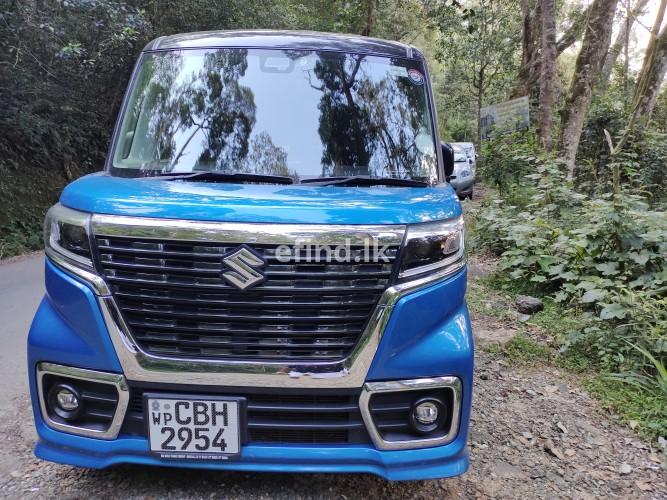 Suzuki spacia custom xs Turbo 2019