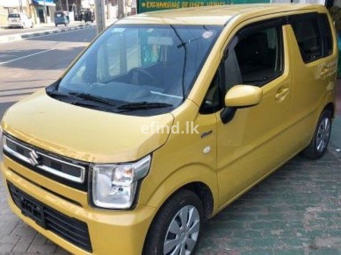 Suzuki Wagon R FX 2017 Registered