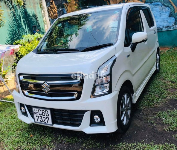 Suzuki WagonR Stingray 2018 for sale in Kolonnawa Sri Lanka | efind.lk