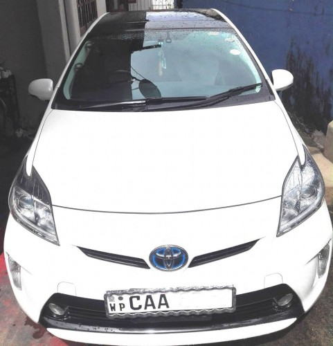 Toyota Prius G Touring Limited Edition 2014